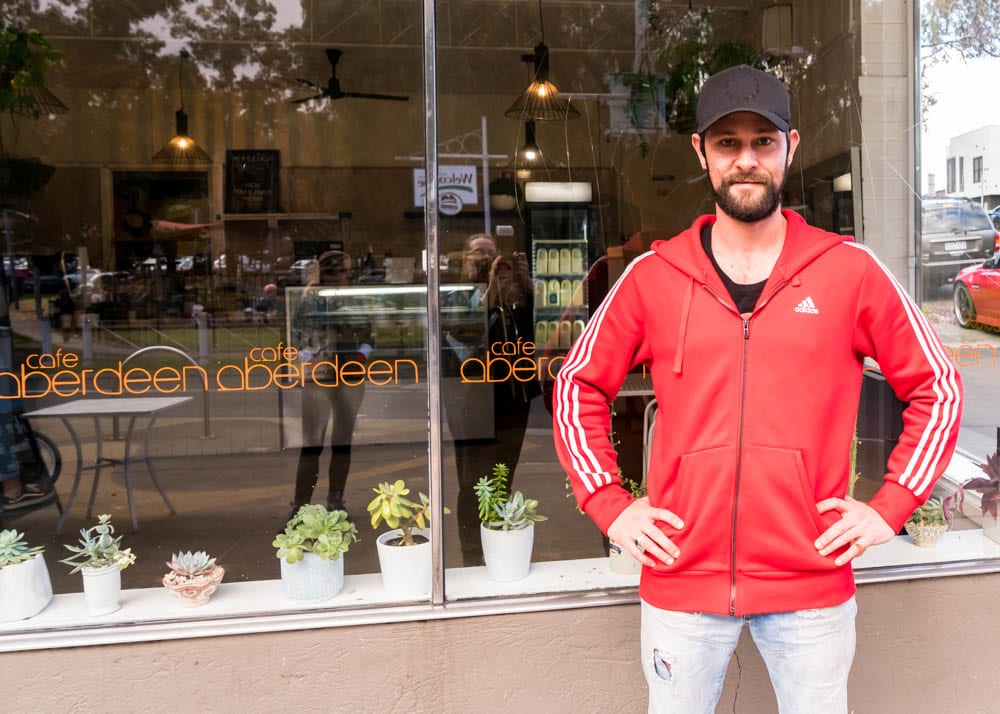 Café Aberdeen Macleod