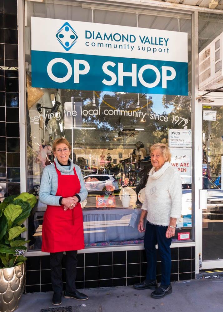 DVCS Op Shop
