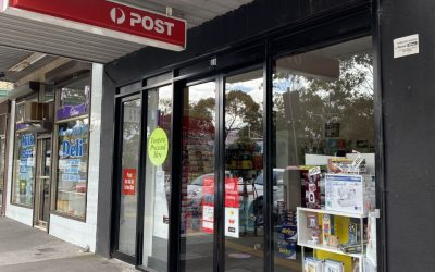 Macleod West Post Office