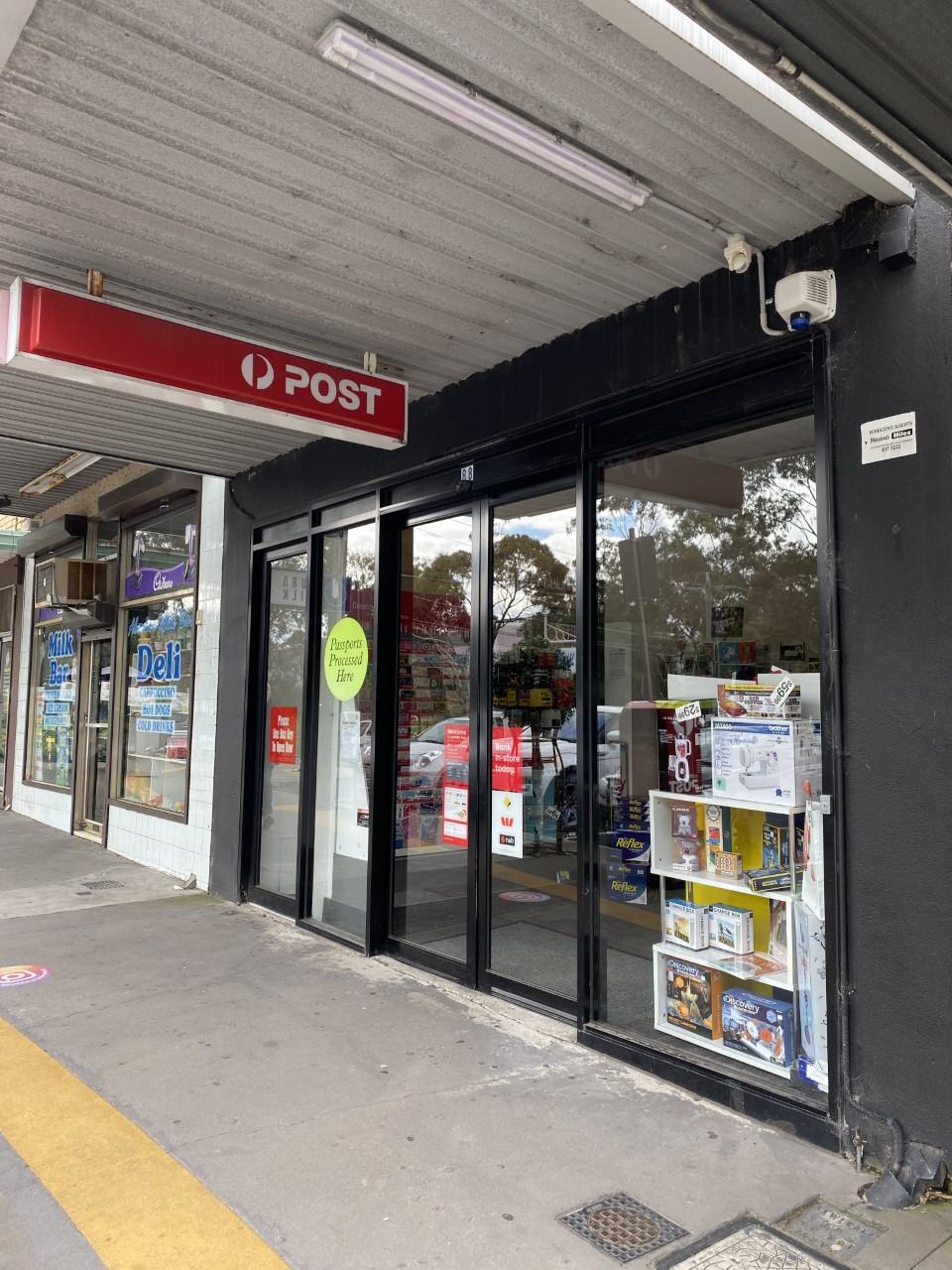 Macleod Post Office