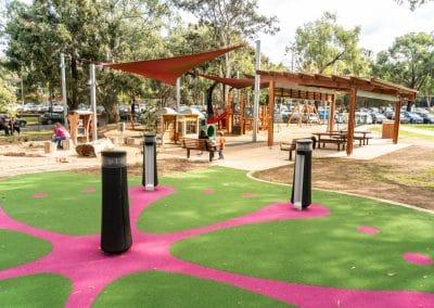 Macleod Playground Autumn
